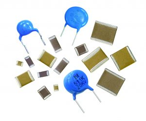 Ceramic Capacitor Sample Kit